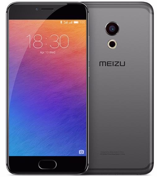 MEIZU PRO 6 32GB DUAL SIM LTE GREY BLACK