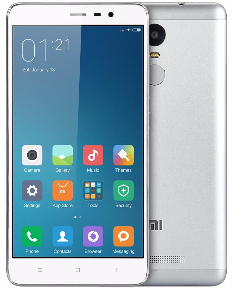 XIAOMI REDMI NOTE 3 PRO 32 GB LTE WHITE SILVER