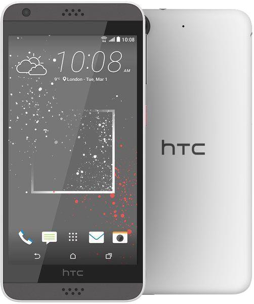 HTC DESIRE 530 16GB LTE STRATUS WHITE