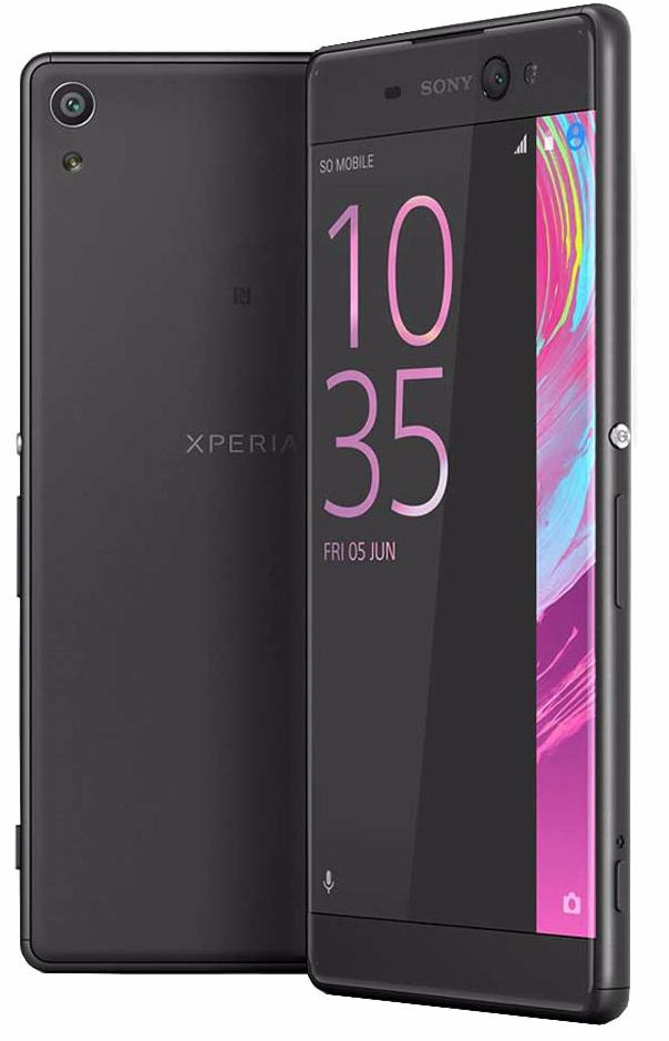 SONY F3112 XPERIA XA DUAL SIM 16GB LTE BLACK