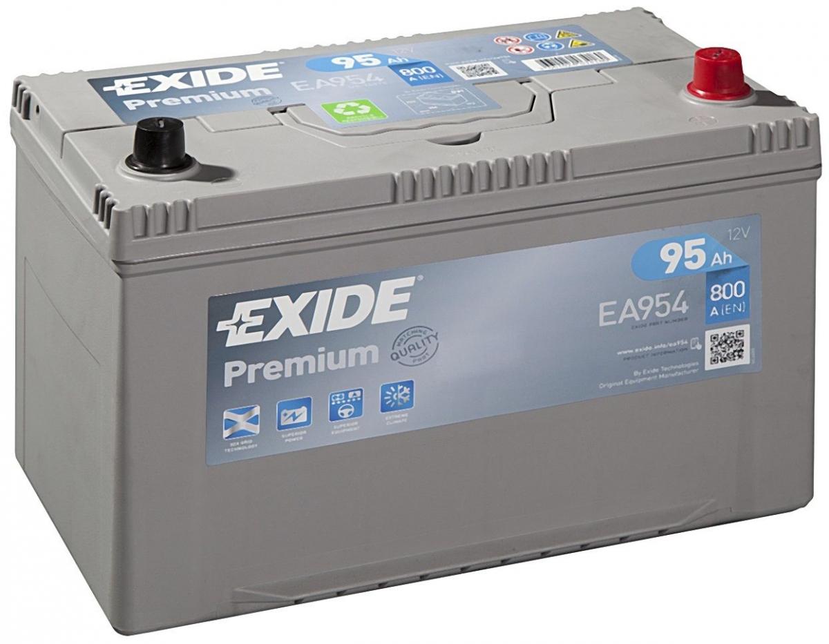 EXIDE PREMIUM 95 ა/ს EA954
