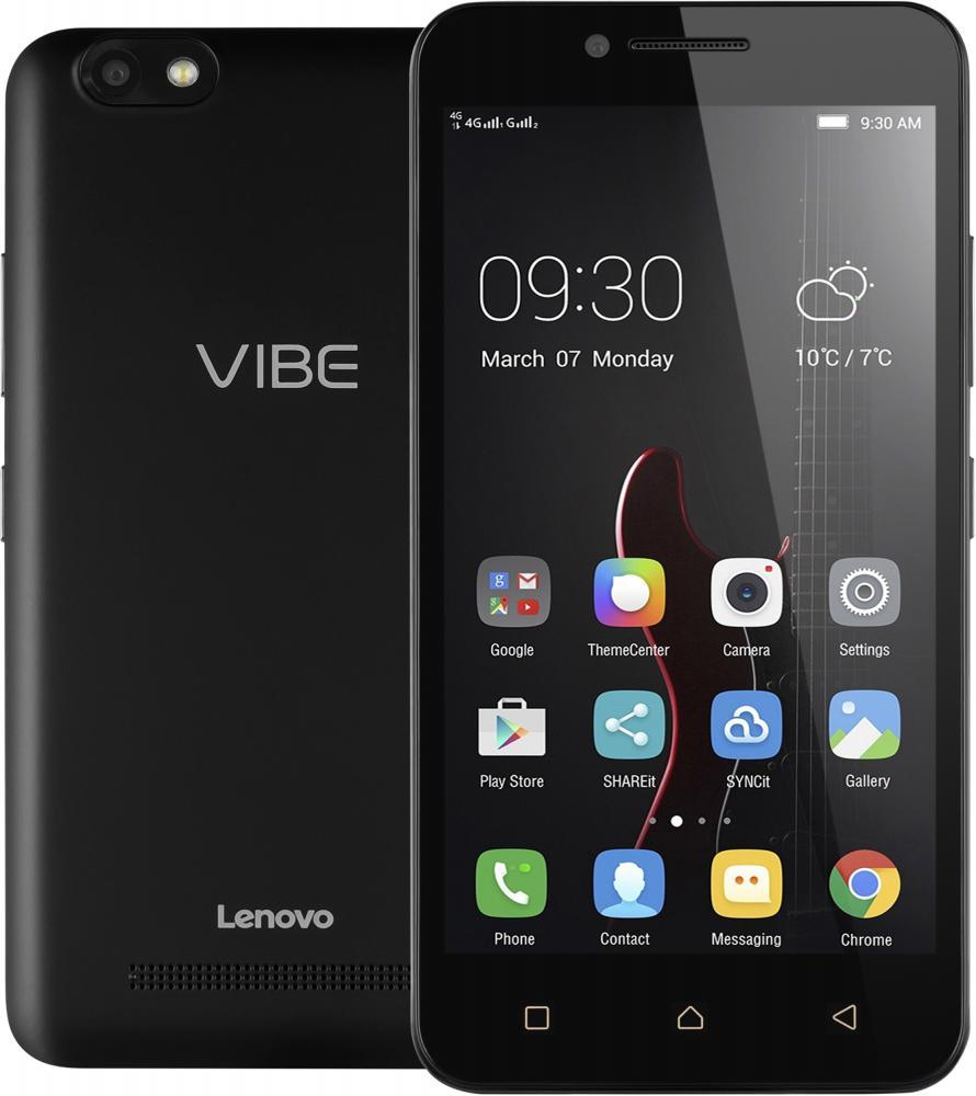 LENOVO VIBE C (A2020) 2 SIM LTE BLACK