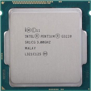 INTEL PENTIUM G3220 (3 MB ქეშ მეხსიერება, 3.0 GHZ) BOX