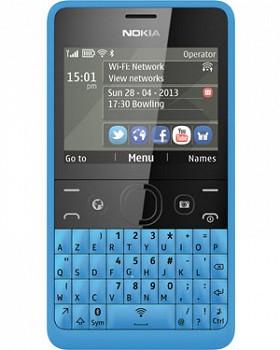 NOKIA ASHA 210 BLUE