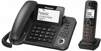 სტაციონარული ტელეფონი PANASONIC KX-TGF320UCM