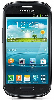 SAMSUNG I8200 GALAXY S III MINI BLACK