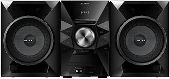 SONY MHC-ECL6D BLACK