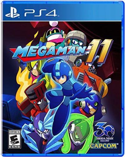 კონსოლის თამაში MEGA MAN 11 (PLAYSTATION4)