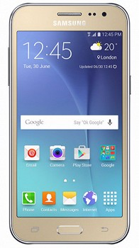 SAMSUNG GALAXY J2 (J200HD) 8GB GOLD