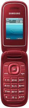SAMSUNG E1270 RED