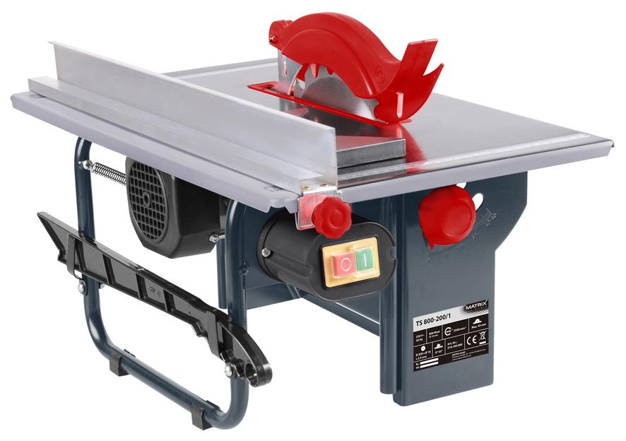 მაგიდის ცირკულარული ხერხი MATRIX 210.100.080-TS 800-200/1