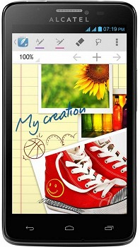 ALCATEL ONE TOUCH SCRIBE EASY (OT-8000D) 4GB BLACK
