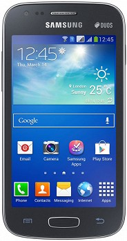 SAMSUNG S7272 GALAXY ACE 3 BLACK