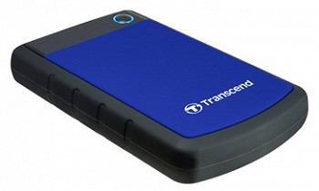 TRANSCEND STOREJET 25H3 1TB BLUE (TS1TSJ25H3B)