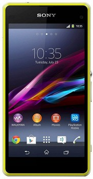 SONY XPERIA Z1 COMPACT (D5503) 16GB LIME