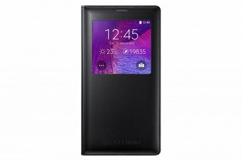 SAMSUNG GALAXY NOTE 4 S VIEW COVER CLASSIC EDITTION BLACK (EF-CN910FKEGRU)
