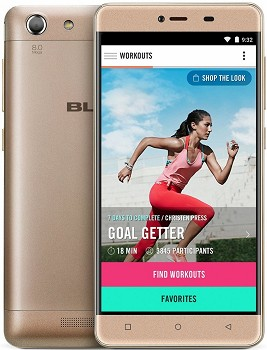 BLU ENERGY X 2 (E050L) 8GB GOLD