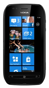 NOKIA LUMIA 510 BLACK