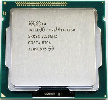 INTEL CORE I3 3250 (3 MB ქეშ მეხსიერება, 3.5 GHZ) TRAY