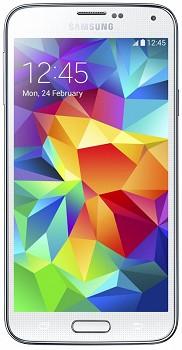 SAMSUNG G900 GALAXY S5 16GB WHITE