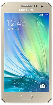 SAMSUNG GALAXY A3 (SM-A300F/DS) 16GB GOLD