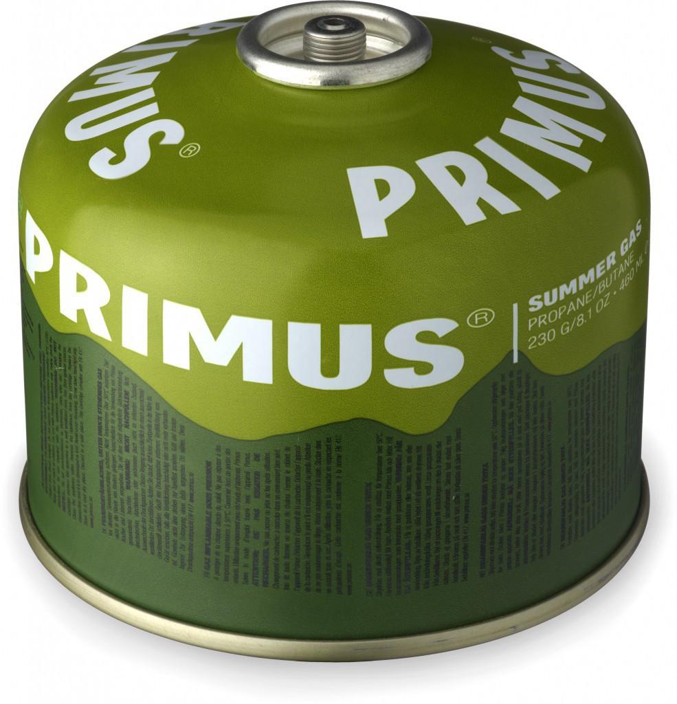 სალაშქრო გაზი PRIMUS SUMMER GAZ 230
