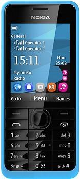 NOKIA 301 DUAL SIM BLUE