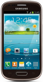 SAMSUNG I8200 GALAXY S III MINI BROWN