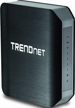 TRENDNET TEW-812DRU (AC1750 DUAL-BAND WIRELESS GIGABIT ROUTER)