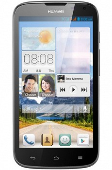 HUAWEI ASCEND G610 4GB BLACK