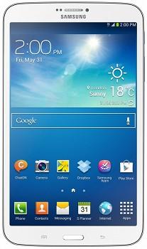 SAMSUNG GALAXY TAB 3 8.0 (SM-T3110ZWACAC) 16GB WHITE