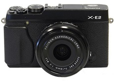 FUJIFILM X-E2 BLACK + KIT 18 მმ
