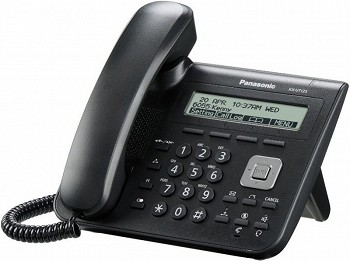 PANASONIC KX-UT123 BLACK