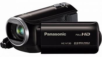 PANASONIC HC-V130 BLACK (HC-V130EE-K )