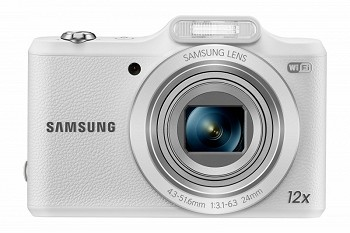 SAMSUNG SMART CAMERA WB50F (EC-WB50FZBPWRU) WHITE