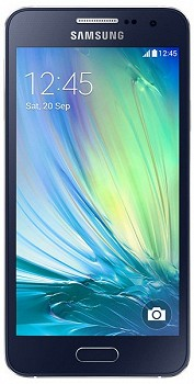 SAMSUNG GALAXY A3 (SM-A300FU) 16GB BLACK