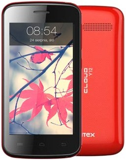 INTEX CLOUD Y12 4GB RED