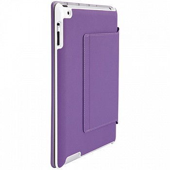 CASE LOGIC iPad 3 FOLIO IFOLB-301 PURPLE