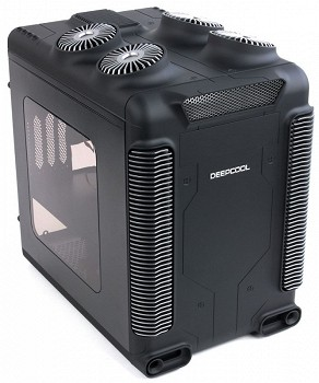 DEEPCOOL STEAM CASTLE (XDC-SC-B) BLACK