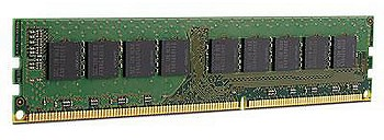 HP 4GB DDR3  1600MHZ (669322-B21) DUAL RANK