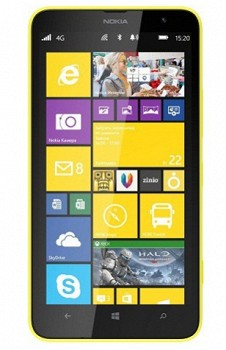 NOKIA LUMIA 1320 8GB YELLOW