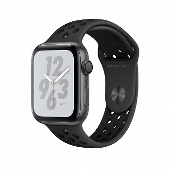 SMART WATCH APPLE WATCH SERIES 4 GPS 44MM NIKE PLUS (MU6L2) BLACK