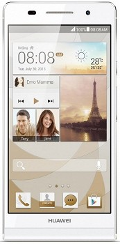 HUAWEI ASCEND P6S 16GB WHITE