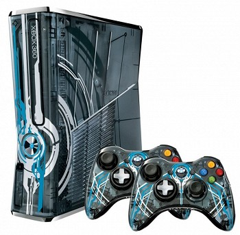 MICROSOFT XBOX 360 320 GB LIMITED HALO 4