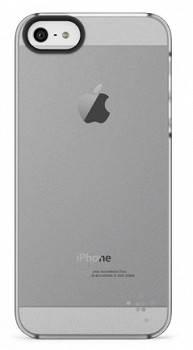 BELKIN IPHONE 5 CASE GRAY (F8W162VFC01)