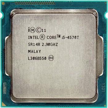 INTEL CORE I5 4570T (4 MB ქეშ მეხსიერება, 2.9 GHZ) TRAY