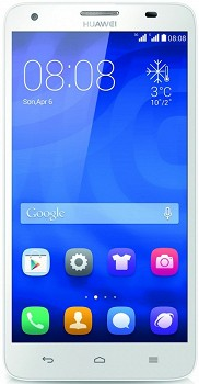 HUAWEI ASCEND G750 (HONOR 3X) 8GB WHITE