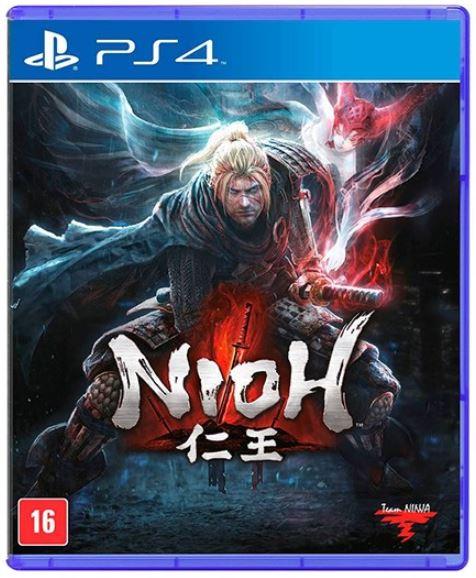 კონსოლის თამაში NIOH (PLAYSTATION4)