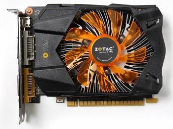 ZOTAC GEFORCE GTX 750 1GB GDDR5 (ZT-70701-10M)