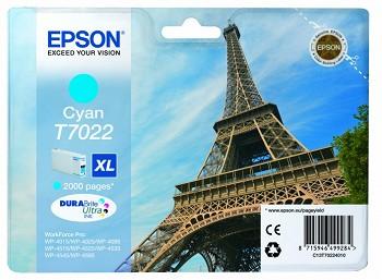 EPSON T7022  (C13T70224010)